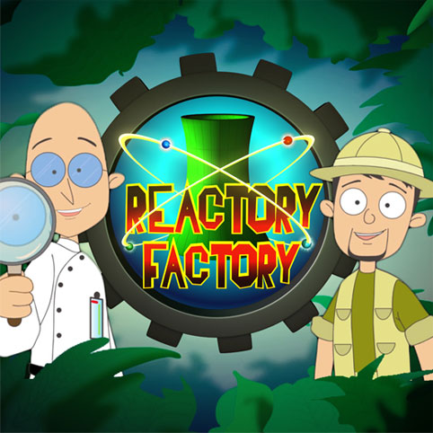 Reactory Factory Jungle Party